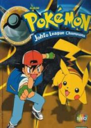 Pokemon Temp 4 Campeones de la Liga Johto